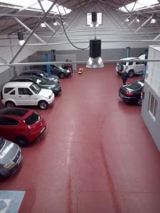 Revisión de coche en Torrejón de Ardoz